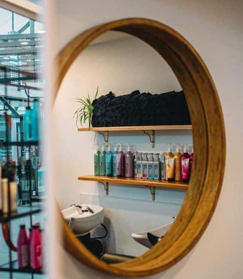 Sustainable hairdressers Brisbane